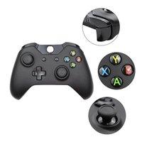 تحكم اللعبة المقود وحدة تحكم لاسلكية Gamepad ل Microsoft Xbox One Console