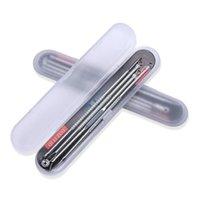 Home Edelstahl BLEMISH WHITEHEAD BLANDKOMMEN GEANTES ACNE AUFNAHME DUSTRUCTOR REMOVER Nadeln Pimle Kit Makeup-Werkzeuge 5pcs / set