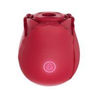 Clitoral sucer le vibrateur 7 Intense Astuce Clit Clit Sucker Stimulateur Stimulateur Sexe Jouets Sexe Pour Femmes Solo Oral Sexy Rose Vibrators