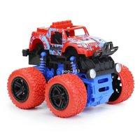 Carro de brinquedo infantil boy jailback inércia 4wd suv
