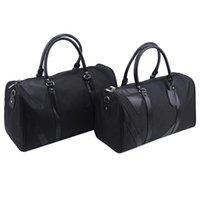 Duffel Bags Fashion Weekend Bag Nylon Travel Men Overnight Duffle Waterproof Cabin Luggage Big Tote Crossbody Gym