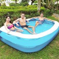 Piscine piscine accessoires gonflable baignoire baignoire de bain pagaie légère adulte enfants enfants rectangle pièces petit enfant