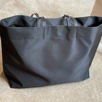 Lussurys designer borse borse borse da donna shopping bag grande quantità di quantità di grandi quantità femmina borse a tracolla femmina grande marchio originale paracadute fabr