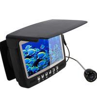 Fish Finder 15M Инфракрасный светодиод 43'''Monitor HD 1000TVL подводный рыболовный камес