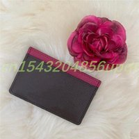Card Holders Selling Classic Luxury Design Men Women's Fashion Holder Multifunctional Mini Wallet Business Coin Purse