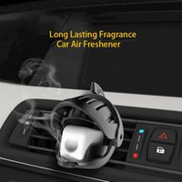 Car Air Freshener Knight Helmet Solid Auto Perfume Flavorings In The Ambientador Coche Interior Accessories