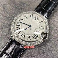V6 produceert nieuwe hoogwaardige geüpgraded versie van 1847 automatische beweging Maat 42mm designer horloge, saffierglas spiegel K5