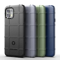 Military Rugged Shield Silicone Cell Phone Cases For Motorola Edge20 Lite G Power 2021 G Play 2021 G Stylus 2021 G30 G10 G20 Edge20Fusion Shockproof Armor Back Cover