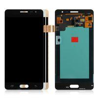 원래 전화 터치 패널 수리 삼성 갤럭시 J3 Pro Prime Emerge J3110 J327 J330 J337 LCD 스크린 디지타이저 교체 어셈블리 디스플레이 프레임
