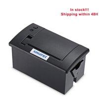 Printers Mini 58mm Integrated Thermal Receipt Printer Rs232  l Original Qr701 Esc