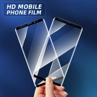 S21 Anti Blue Purple Light Screen Protectors For Samsung Galaxy S8 S9 S10 S20 S21+ Ultra Note10 Note20 Plus Full Cover Tempered Glass