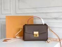 Ретро классические сумки на плечо роскошный дизайнеры сумки для женщин Crossbody кобели верхняя ручка сумки мода женщина крест кузовной сумку натуральная кожаная сумка