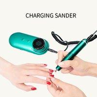 Accessoires de perceuse à ongles USB Machine électrique KIT GEL PROFESSIONNELLE TOIN D'ART TOOL PENDICURE Bandes de ponçage