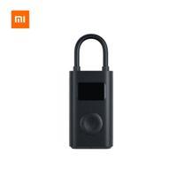 Xiaomi Mijia 풍선 타이어 압력 디지털 모니터 휴대용 타이어 압축기 축구 자전거 자동차 타이어를위한 멀티 노즐