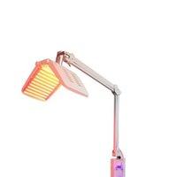 PDT LED الأحمر الأزرق الأصفر ضوء الجلد تجديد مكافحة الشيخوخة آلة إزالة التجاعيد الجهاز الجمال