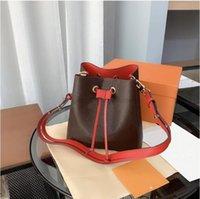 Mulheres luxurys balde ombro noenoe saco bolsa moda crossbody sacos sacos de compras mochilas bolsas bolsas carteiras bolsas lady fanny carteiras