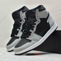 1 High Og Shadow 2 .0 Baixo sapato mulheres homens sapatos de basquete esportes ao ar livre Sneakers Treinadores Mens 36 -45