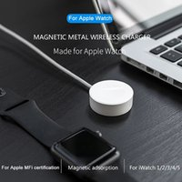 Portable QI Smart Wireless IWatch Charger Dock Magnetic USB C Charging Cable for Apple IWatch Series 6 5 4 3 2 SE Applewatch