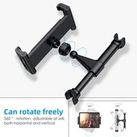Interior Decorations Car Rear Pillow Phone Holder Tablet Stand Seat Headrest Mounting Bracket For 4-11 12.9 Inch