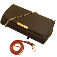 المرأة M40718 حقيبة الكتف الترفيه أكياس سلسلة crossbody الأزياء الصغيرة رسول سيدة حقائب بو الجلود