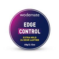 Edge control styling hair wax small broken finishing cream fragrance moisturizing sideburns oil 60g