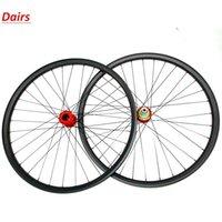 عجلات الدراجة الكربون mtb القرص 27.5er dheless wheelset am dh 35x25mm التماثل الأمل 4 110x15 148x12 CN424