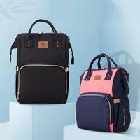 Diaper Bags UmaUbao Baby Bag Backpack High Capacity Maternity Travel Organizer Mommy Stroller Free Gift Hook