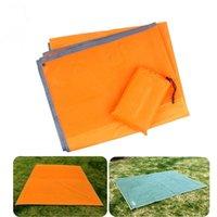 Outdoor Pads Picnic Mat Lightweight Waterproof Floor Mini Folding Beach Cushion Camping Moisture-proof Lunch