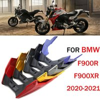 Bike Lights For F900R F900XR Motorcycle Accessories Engine Chassis Shroud Fairing Exhaust Shield Guard Protection Cover