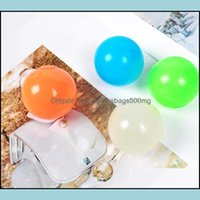 Other Event Festive Home & Gardenglow In The Dark Sticky Ceiling Adts And Glow Sticks Balls For Kids Party Supplies 1217 V2 Drop Delivery 20