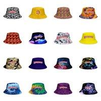 Backwoods Buckets 17design Leisure Outdoor Fisherman Cap Travel Sun Hat Visor Patchwork Sport Men Solid Color Woman Casquettes Bucket jllaKG