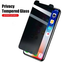 Newest Privacy Tempered Glass Anti-Spy Screen Protector Flim for iphone 13 12 mini 11 Pro Max X XS XR 7 8 6 plus