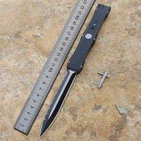Micro Nemesis IV Couteau automatique D2 Combat Dinosaur Camping Chasse EDC Tactique Couteaux de poche à la Défense Tactique Italie Mafia UT85 3310 3400 Godfather 920