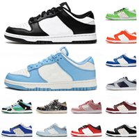 sb dunk low off white Top Fashion 2021 Authentic Dunk Running Shoes Coast Black White Mens Women Mean Green Valentine Day Chunky Dunky Dunks Tênis Tênis Skateboarding