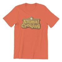 남자 티셔츠 동물 횡단 로고 alt 의류 커플 일치 체육관 의류 티셔츠 88617