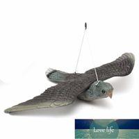 Gerçekçi Uçan Kuş Şahin Güvercin Çığırtkan Pest Kontrol Bahçe Korku Korkuluk Süsleme