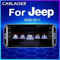 Car Android GPS Stereo Multimedia per Jeep Cherokee Compass Commander Wrangler 300C Dodge Caliber Liberty 2009 2008 2010