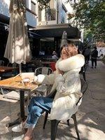 스커트와 봄 여성 양모 코트 2 피스 세트 단색 버튼 포켓 긴 소매 재킷 및 따뜻한 여성
