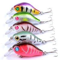 8.5G 5.5CM Bass Fishing Lures Crank Bait Crankbait Tackle Swim bait wobblers fishing japan Hard Crazy Fish Lure 795 Z2