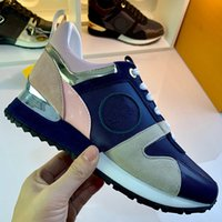 Zapatos de moda Sneakers Women Luxury Classic Marca de la marca Tela Tamaño 35-41 Modelo YF02