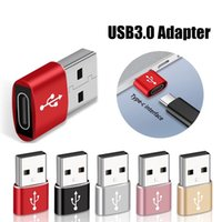 USB-A 3.0 Type c To USB male Converter Data Charger Convertor For Samsung Huawei Xiaomi Android phone