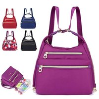 Evening Bags Selling Women Shoulder Crossbody Bag Multi-function Waterproof Zipper For Outdoor Travel