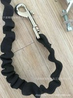 Dog Leashes Bicycle walking rope pulling belt chain detachable pet supplies 05D9