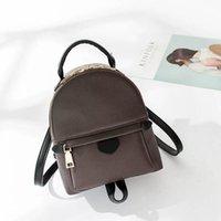 أزياء حقيبة المرأة مصممو الظهر نمط رفرف المطبوعة حقيبة يد السيدات الكتف محفظة أكياس صغيرة حقائب اليد