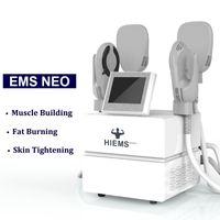 2021 Slimming Em Machine EMS Neo Elettromagnetico Muscle Stimolazione Building Brucing Burning Attrezzature di bellezza