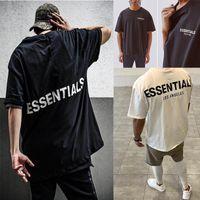 Mens Summer Summer T-shirt InsNEBBIAElementi essenziali3D Silicon Tees Skateboard Designer Manica corta Casual Tshirts Hip Hop Street Womens Abbigliamento