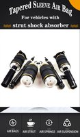 For vw golf mk6 2wd (2008~2014) coilover + air spring assembly car parts air spring pneumatic spring