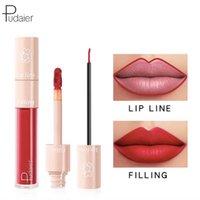 Labios labial labial lápiz labial juego pomadki do ost lápiz lápiz desnudo kontorowka impermeable perfiladores de labios paquete lápices