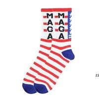 Trump Çoraplar Amerika Yabani Yine Yapmak Yetişkin Kadın Erkek Evrensel Pamuk Spor HWF8963