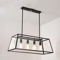 Pendant Lamps Modern Nordic Minimalist Light Creative Led Hanging For Living Room Dinner Cafe Bar Lamp Indoor Lights E27